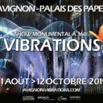 Visuel Vibrations 2019 avignon